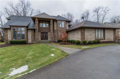 Single Family Home For Sale: 3554 Loch Bend Drive