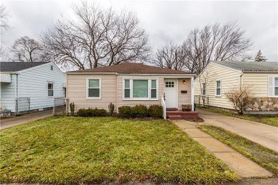 Ferndale Single Family Home For Sale: 2107 Pilgrim Street
