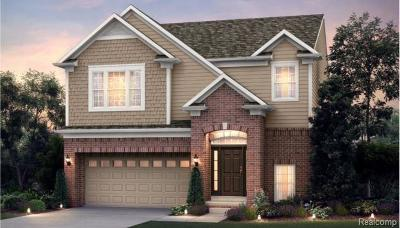 Northville Single Family Home For Sale: 18931 Denali Circle