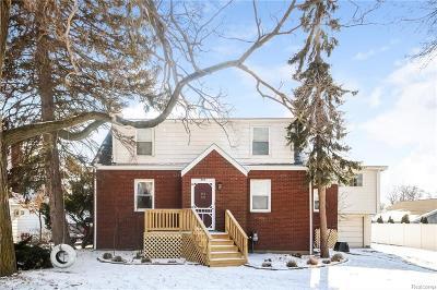 Van Buren, Van Buren Twp Single Family Home For Sale: 926 E Huron River Drive