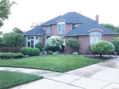 Canton Single Family Home For Sale: 139 Mornington Court