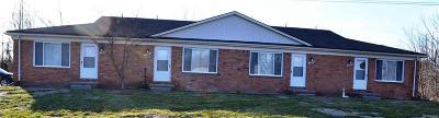 Washington Twp Multi Family Home For Sale: 58629 Wallington