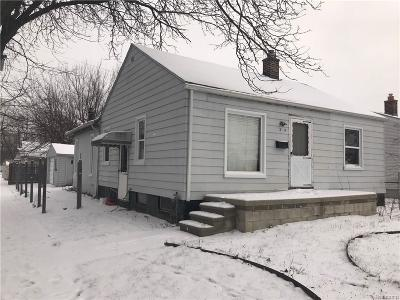 Wyandotte Single Family Home For Sale: 3805 21st Street
