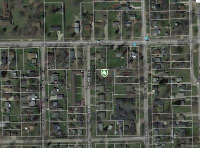 Ypsilanti Twp Residential Lots & Land For Sale: 680 N Miami