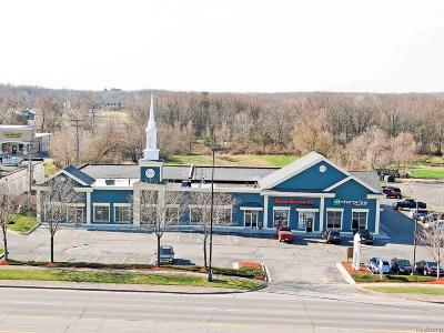 Oakland County Commercial Lease For Lease: 2738 E Highland Road E