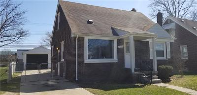Dearborn Heights Single Family Home For Sale: 25709 Oakland Drive