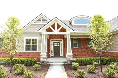 Oxford Single Family Home For Sale: 100 Rivercrest Court