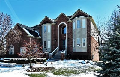 Washington Twp Single Family Home For Sale: 7300 Acadia Court