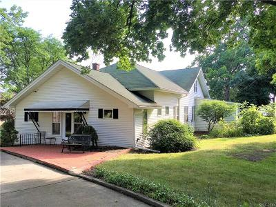West Bloomfield, West Bloomfield Twp Single Family Home For Sale: 3193 Interlaken Street