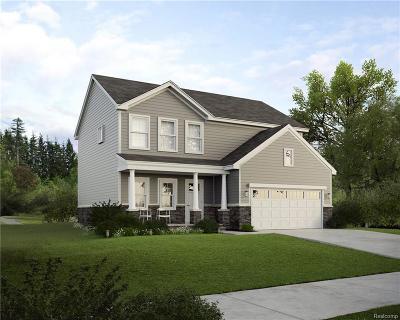 Holly Single Family Home For Sale: 16085 Catalpa Ridge Drive