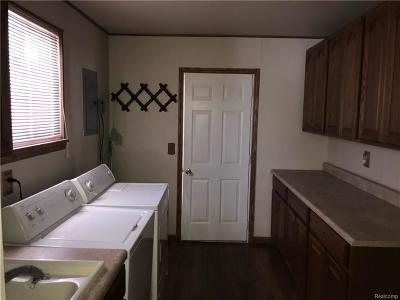 Shelby Twp Single Family Home For Sale: 56118 Bellford Street