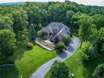 Milford Twp Single Family Home For Sale: 2701 Stone Meadow Drive