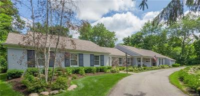 Bloomfield Twp Single Family Home For Sale: 4895 Ardmore Drive