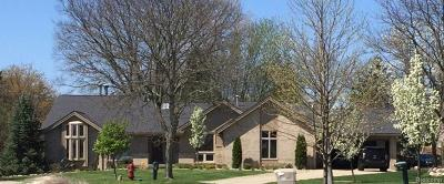 Troy Single Family Home For Sale: 5051 Cardinal Court