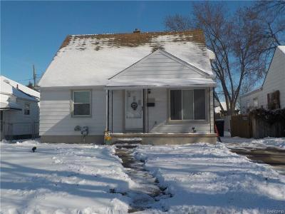 Wyandotte Single Family Home For Sale: 1545 7th Street