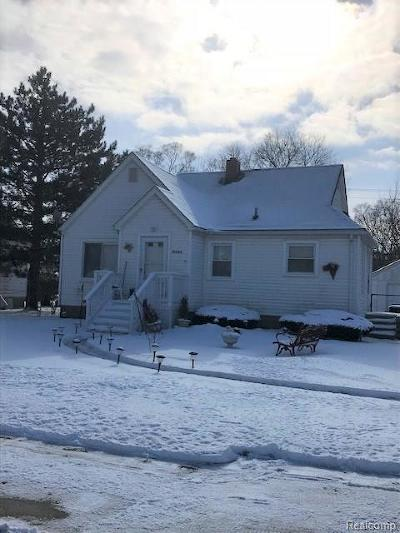 Westland Single Family Home For Sale: 35623 Ford