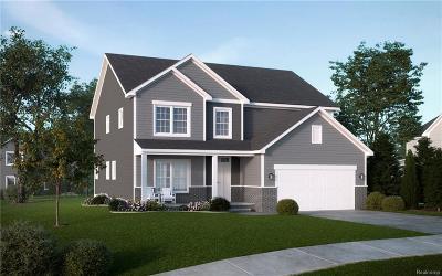 Holly Single Family Home For Sale: 16240 Catalpa Ridge Drive