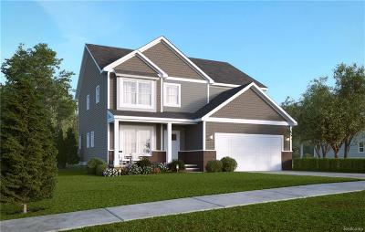 Holly Single Family Home For Sale: 16124 Catalpa Ridge Drive