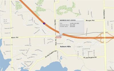 Auburn Hills Residential Lots & Land For Sale: Rohr