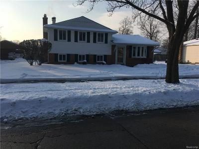 Woodhaven Single Family Home For Sale: 21944 Bellwood Street
