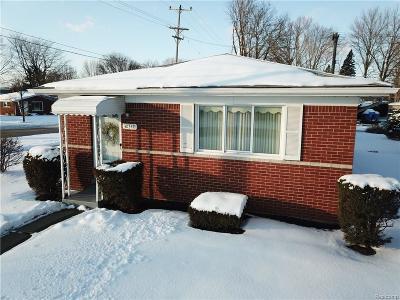 Livonia Single Family Home For Sale: 30340 Joy Road