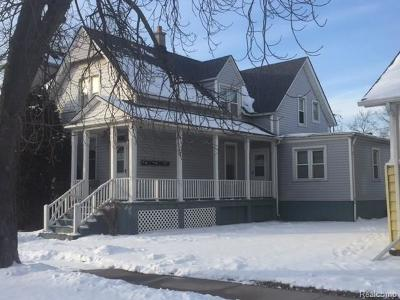 Wyandotte Multi Family Home For Sale: 254 Poplar Street