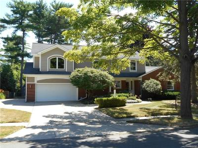 Birmingham Single Family Home For Sale: 307 Westchester Way