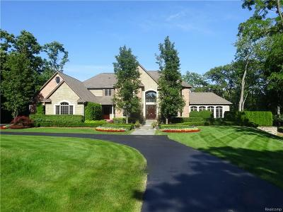 Oakland County Single Family Home For Sale: 31010 Bingham Road