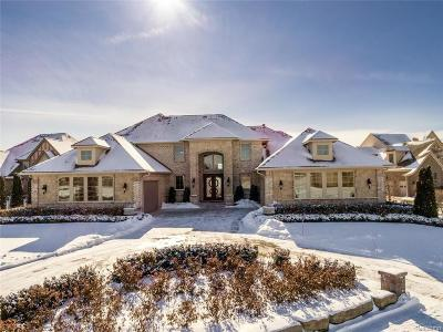 Single Family Home For Sale: 10471 Stoney Point Drive