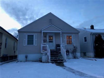Trenton Single Family Home For Sale: 3422 Elizabeth Drive