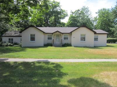 Livonia Rental For Rent: 9525 Wayne Road