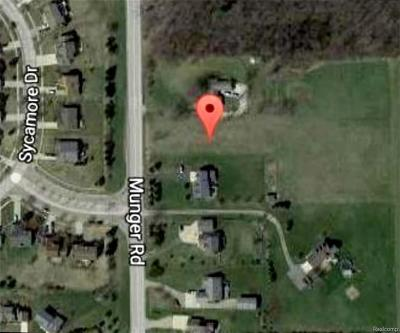 Ypsilanti Residential Lots & Land For Sale: 5635 Munger