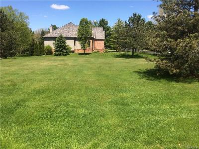 Fenton Residential Lots & Land For Sale: 16502 Dawnlight