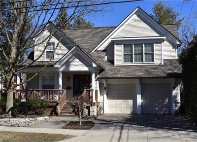 Birmingham Single Family Home For Sale: 647 Watkins Street