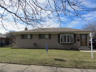 Taylor Single Family Home For Sale: 11180 Dudley Street