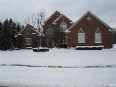 Bruce Twp Single Family Home For Sale: 37 Mile