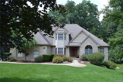 Single Family Home For Sale: 10408 Overhill Drive