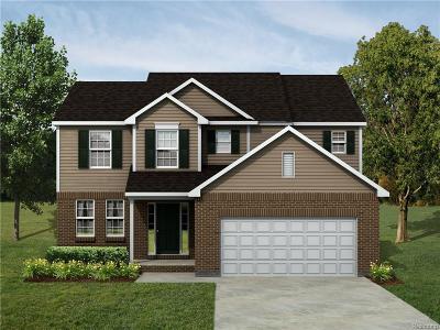 Single Family Home For Sale: Tbd Site #31 Birchfield