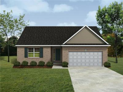 Single Family Home For Sale: Tbd Site #33 Birchfield