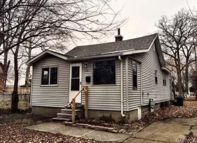 Ferndale Single Family Home For Sale: 1607 Channing Street