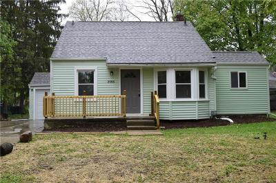 Waterford Twp Single Family Home For Sale: 2988 W Huron Street