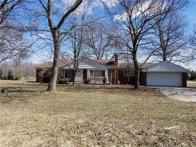 Brownstown Twp Single Family Home For Sale: 20905 Gudith Road