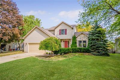 Single Family Home For Sale: 3712 Loch Drive