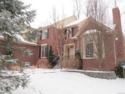 Commerce Single Family Home For Sale: 4372 Darlene