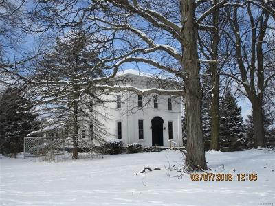 Single Family Home Pending: 4175 Gleaner Hall Road