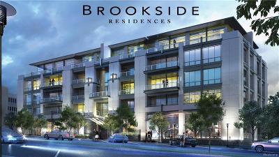Birmingham Condo/Townhouse For Sale: 369 N Old Woodward Avenue #301