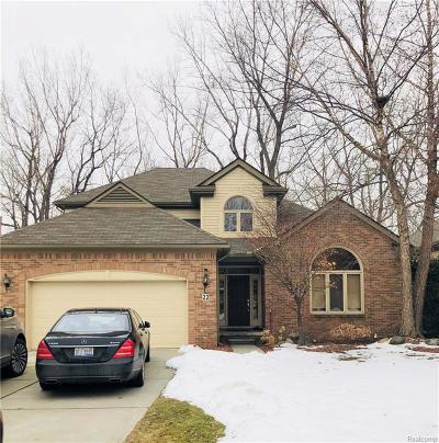 Dearborn Single Family Home For Sale: 22 Turnberry Lane