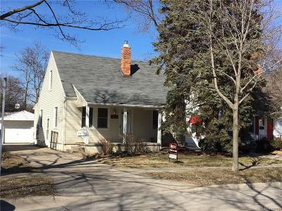 Birmingham MI Single Family Home For Sale: $289,700