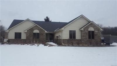 Single Family Home For Sale: 13479 Daleview Court