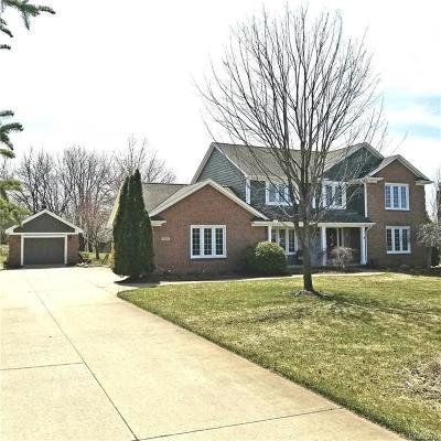 White Lake Single Family Home For Sale: 5894 Ridgewood Lane